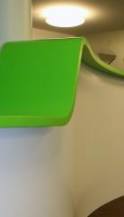 comptoir adent vert
